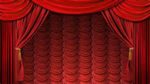 Quality Curtains And Drapes Opening Red Curtain Hd Wallpaper Wallpaper List