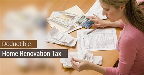 home improvement tax deductions images gallery