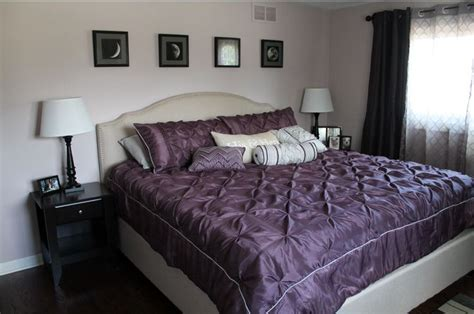 Eggplant Bedroom Decorating Ideas by Vaguely Mauve By Sherwin Williams In Bedroom Eggplant