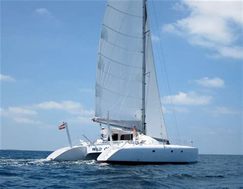 boat sale yards cairns sailing wild one yacht specifications