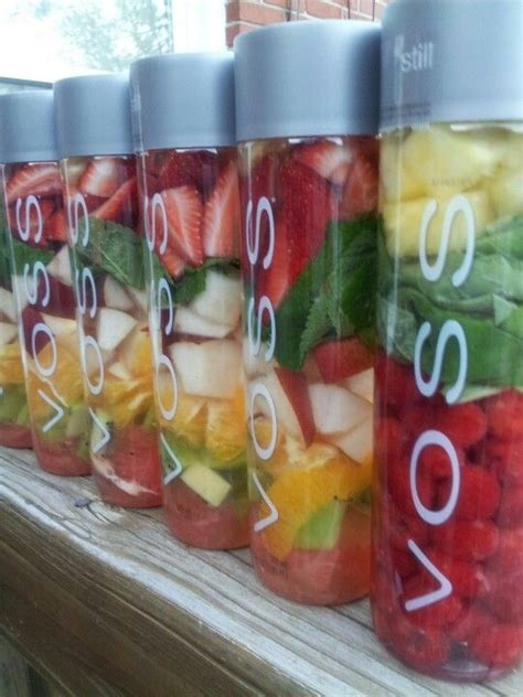 Is Voss Water Detox Water by Delicious Voss Fruit Water By Chef Charles Make Sure To