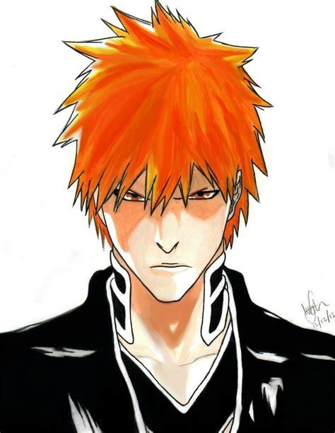 bleach hairstyles anime ichigo kurosaki 15 by kaichouangel on deviantart