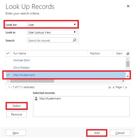 Look Up Records How To Powersearch Config Records