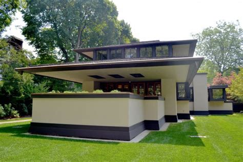 Lloyd House growing up in a frank lloyd wright house local author