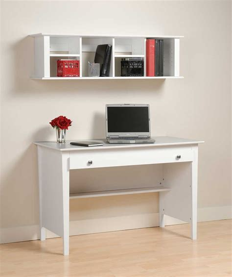 Maple Computer Desk With Hutch by Computer In Desk To Enchance Your Work