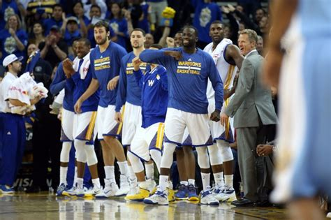 golden state bench even without stephen curry the golden state warriors will