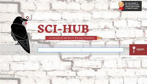 sci hub science open access and sci hub enrique dans medium