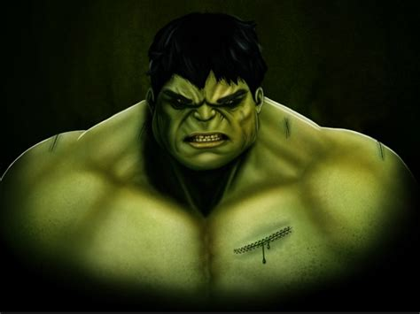tutorial photoshop hulk create an amazing cg illustration of the incredible hulk