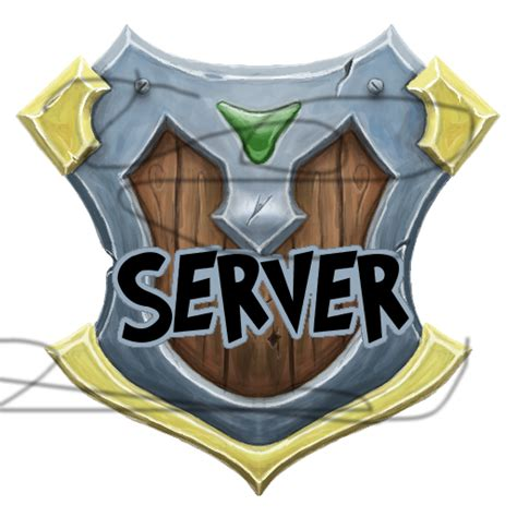 exclusive server logo template minecraft market