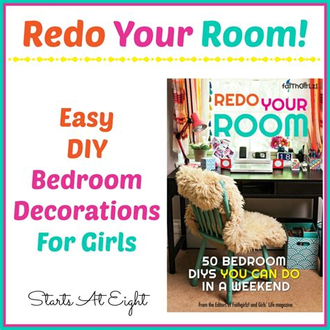 How To Redo Your Room by Redo Your Room Easy Diy Bedroom Decorations For