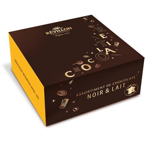 Minis Chocolate 80g mini ballotin chocolat assorti 80g x18 adg diffusion fr