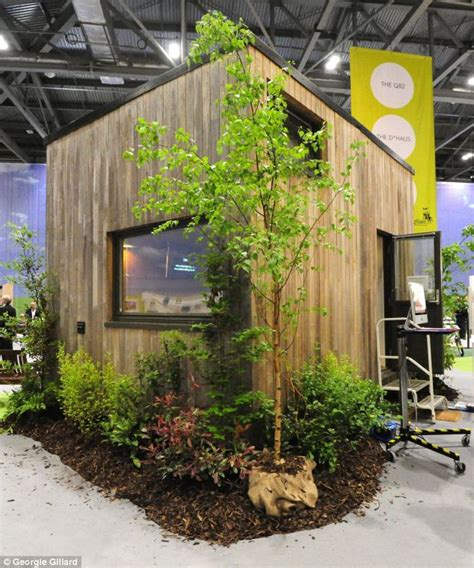 How To Build An Affordable House The 163 10k Garden Home For Your Boomerang Kid Daily Mail