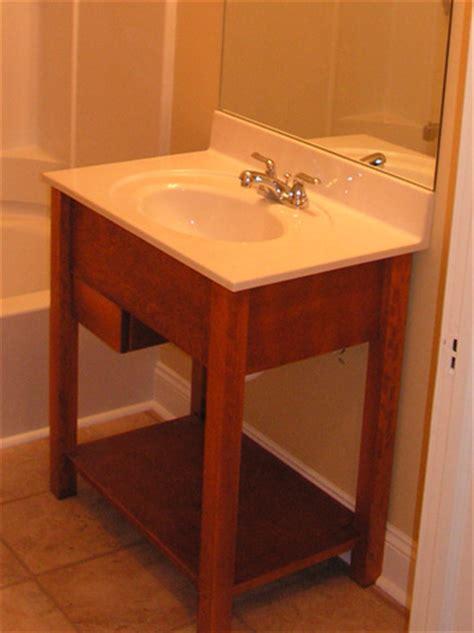 shaker style badezimmer vanity kc wood