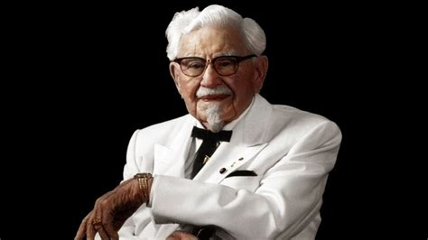 biography of kfc owner the real story of colonel sanders is far crazier than this