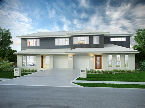 duo dual living floorplans mcdonald jones homes dual living house plans gold coast