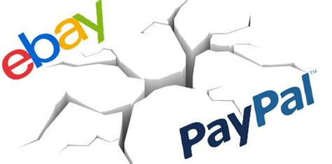 ebay and paypal paypal and ebay to split in 2015