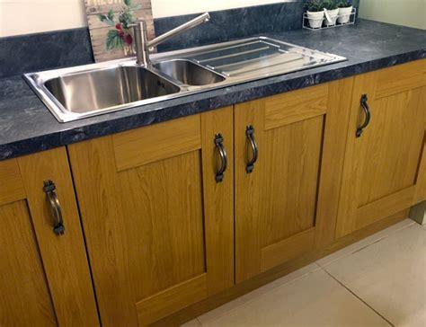 kitchen sink and base unit do your sink base units have a back panel diy kitchens