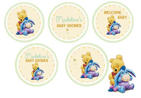 Songs For Baby Shower Slideshow by Winnie The Pooh Templates For Baby Shower Baby Shower