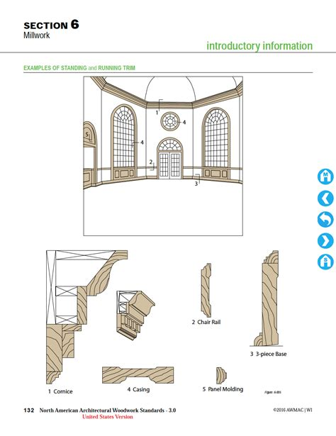 architectural woodwork standards american architectural woodwork standards 3 0 u s
