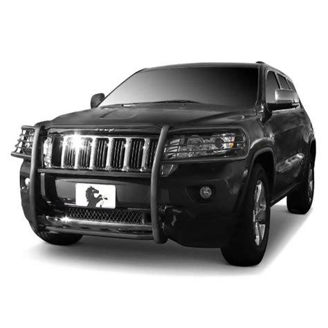 Jeep Grand Brush Guard Black 174 Jeep Grand 2011 2016 Modular