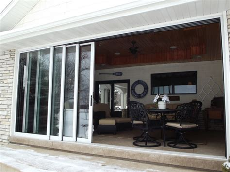 Multi Panel Sliding Glass Doors Solar Innovations Inc Installs Sliding Glass Doors In The Midwest Solar Innovations