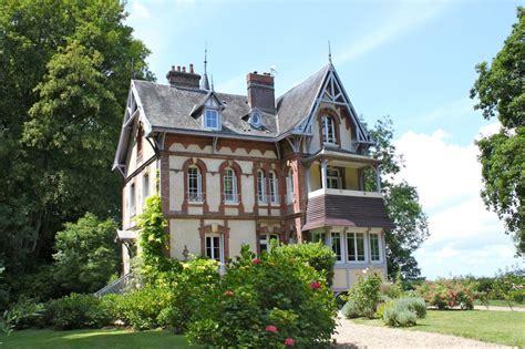 la maison honfleur honfleur maison impressionniste avec jardin 6 chambres