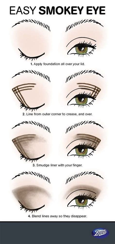 Tutorial Professional Makeup Techniques 3 by 25 Best Ideas About Smokey Eye Tutorial On