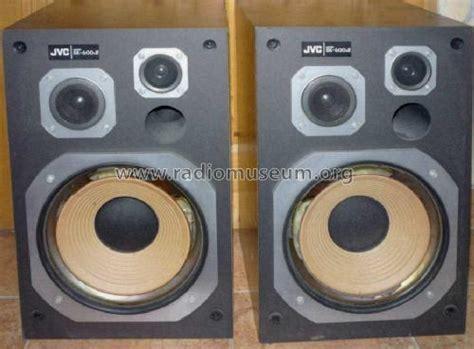 Sk Ii Sepaket hifi box sk 600s ii speaker p jvc victor company of japan