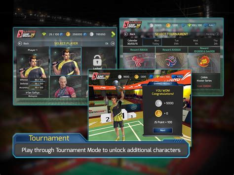 badminton apk lining jump smash 15 badminton apk v1 3 10 mod money energy apkmodx
