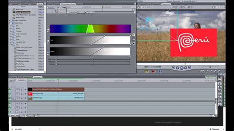 final cut pro chroma key how to use chroma key on final cut pro 7 youtube