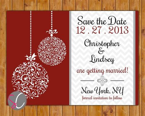 save the date christmas party template free invitation