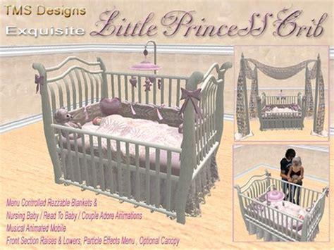 second marketplace princess nursery crib bed