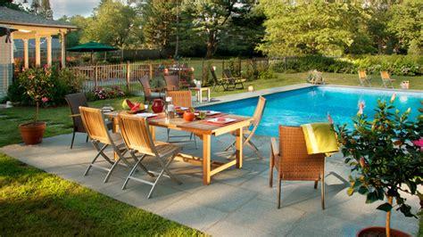 backyard staycations backyard staycation traditional patio new york by
