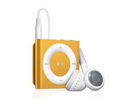 Apple Shuffle Now Available new ipod shuffle 4 now available for preorder gadgetsin