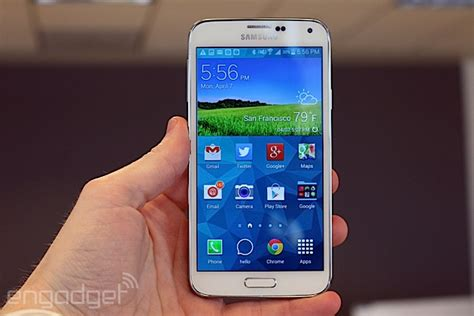 samsung galaxy s5 review a solid improvement but don t