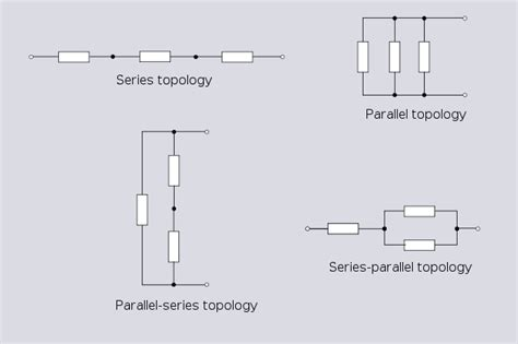 topology electrical circuits