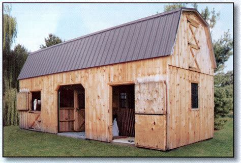 Sheds In Va by Barns Amish Built Modular Barn Virginia Va
