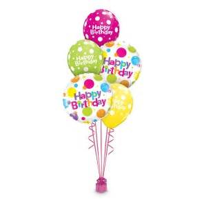 birthday balloon bouquet atlantic city flower shop florists atlantic city nj