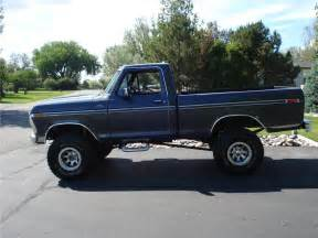 1977 Ford F150 1977 Ford F 150 4x4 177206