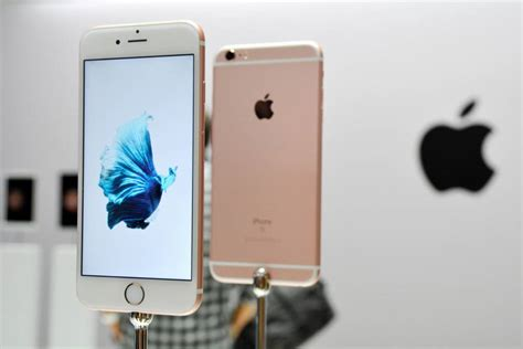 apple iphone 6s and 6s plus which network has the best deals and contract prices metro news