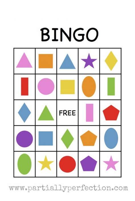 Free Printable Blank Mardi Gras Bingo Card Template by Shape Bingo Family Crafts