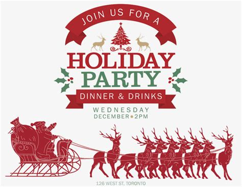 layout for christmas party christmas party poster design poster design holiday