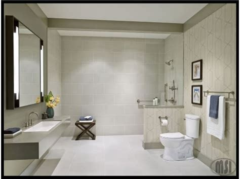 Bathroom Tub Tile Ideas Living Large With Oversized Tiles