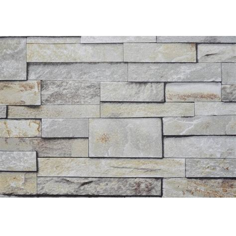 Wallpaper Dinding Batu Alam jual java wallpaper dv1493 rock motif batu alam dekorasi