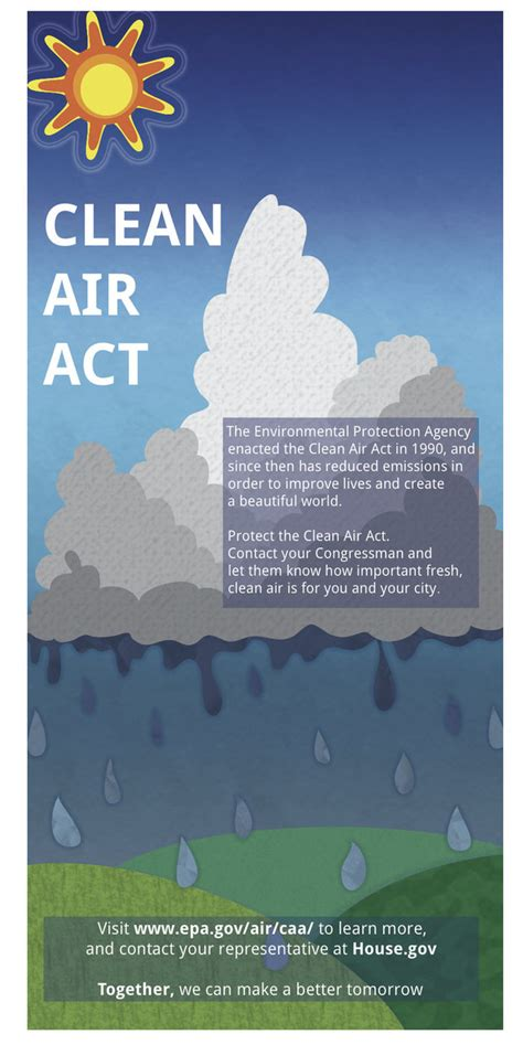Clenair Air Cleaner clean air act poster concept by alicorno on deviantart