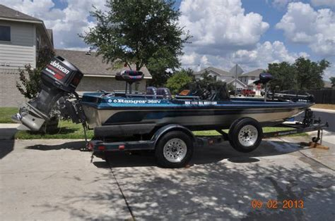 used bass boats san antonio 1991 ranger bass boat for sale