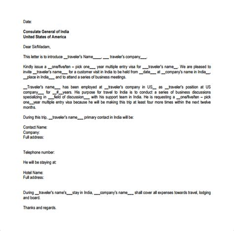 Business Letter Of Invitation Business Invitation Letter 9 Free Documents In Pdf Word