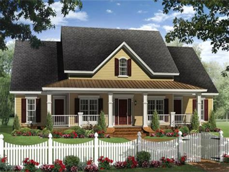Traditional House Plans With Porches by Ranch House Plans With Porches 28 Images Small House