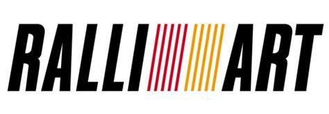 ralliart logo ralliart heritage