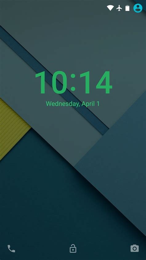 themes for lock screen android how to theme your lock screen on android lollipop